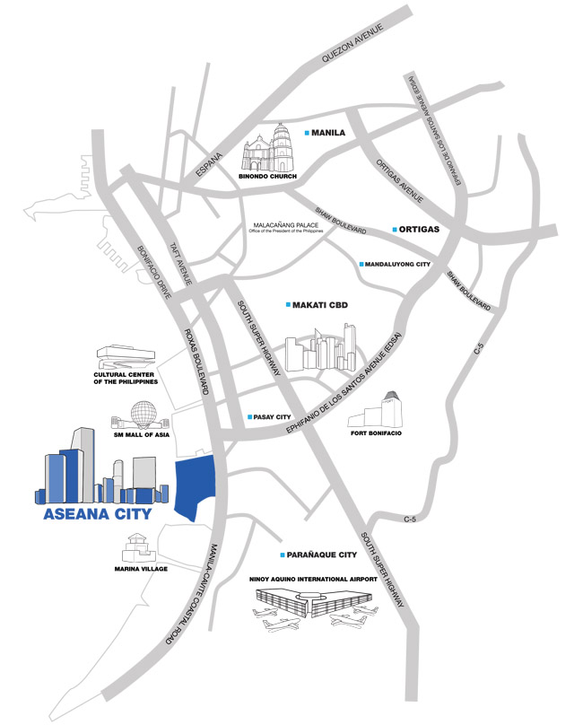 Aseana City by Aseana Residential Holdings
