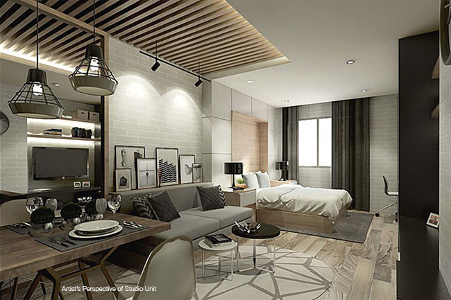 Pixel Residences by Aseana Residential Holdings